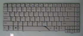 Keyboard Acer Aspire 4710, 4220, 4310, 4320, 4520, 5220, 5310, 5315, 5320, 5520, 5710, 5715, 5720, 5920 Series - White