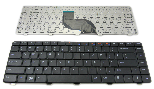 Keyboard Dell Inspiron 14V 14R N4010 N4020 - Black