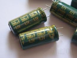 Sanyo Electrolytic Capasitir  3300 uF
