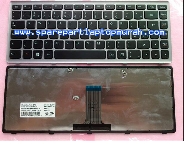 KEYBOARD LENOVO G400 G400S G400AS G400AT G405S G400AM Z410 SERIES