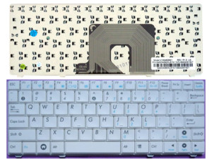 KEYBOARD Asus EEE PC 900HA, T91, T91MT Series