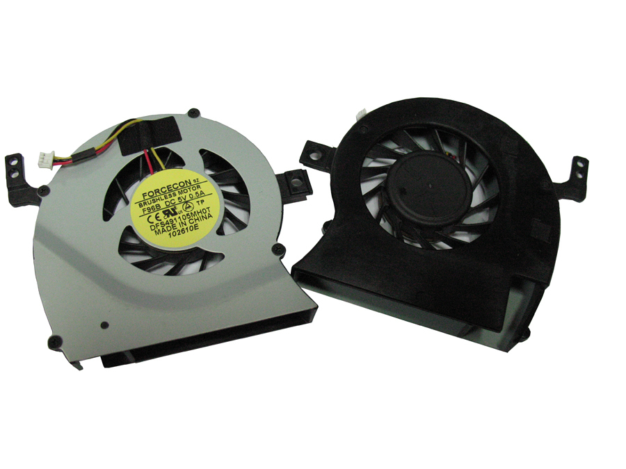 Fan Toshiba Satellite L645 L600 L600D L630 L640 CPU Fan