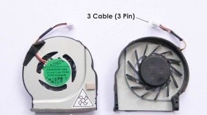 Fan Processor ACER Aspire One 722 522H 522 AO722/3 Pins