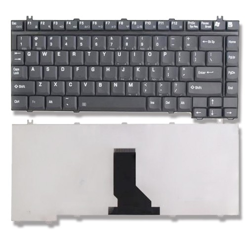 Keyboard Laptop for Toshiba Satellite A10, A15, A20, A40, A50, A55, A70, A80, A85, A100, A105