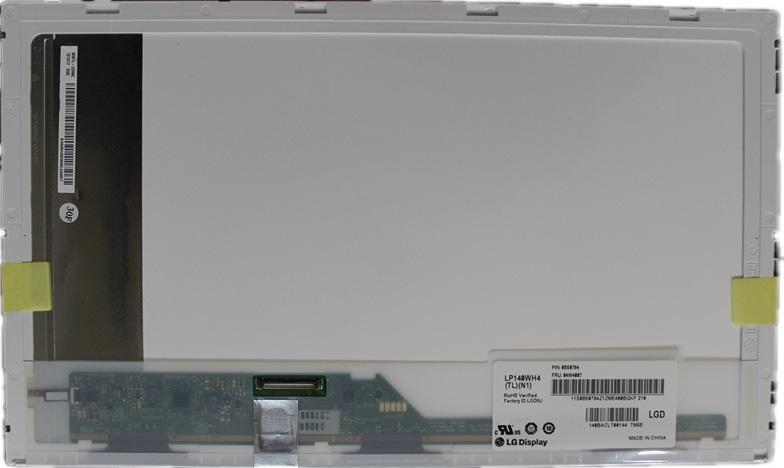 LCD LED 14.0 Toshiba Satellite L740, L745, L745-S4210, L745-S4110
