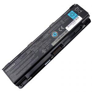 Baterai Laptop OEM Toshiba Satelite C800 C800D C840 C845 C850 C855 C870 L800 L840 L845 L850 L855 L870D, M800 M840 M845 M850, P800 P840 P850 P870 P875D / Satellite S840 S840D / PA5023 PA5024 PA5025 PA5026 PA5027 PABAS259 PABAS260 (48Wh)