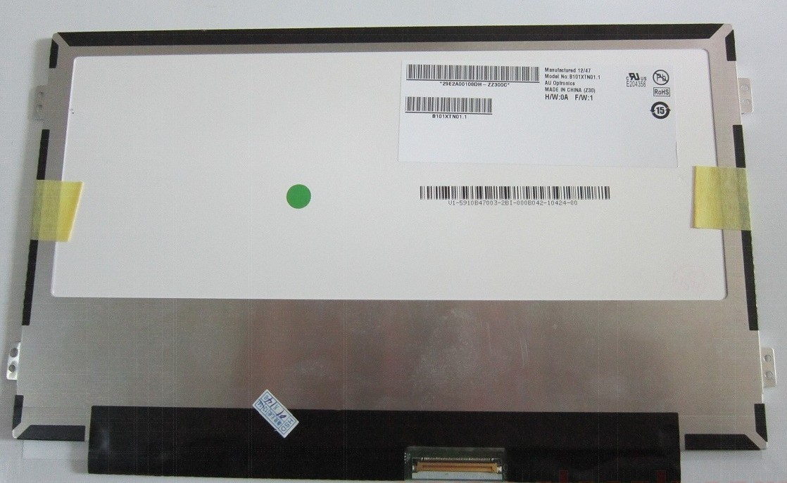 LED LCD 10.1 SLIM for Acer Aspire One, Asus, IBM Lenovo Series Screen Notebook/ Netbook/ Lapto