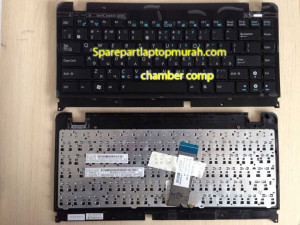 keyboard for ASUS EeePc epc1215 1215B 1215P 1215N 1215T 1225B 1225C black with frame