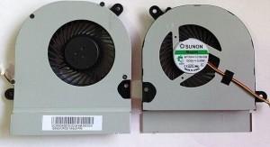 Fan Processor ASUS K45 A45 A45VD A85C A85 A85V K45VM K45VD Series