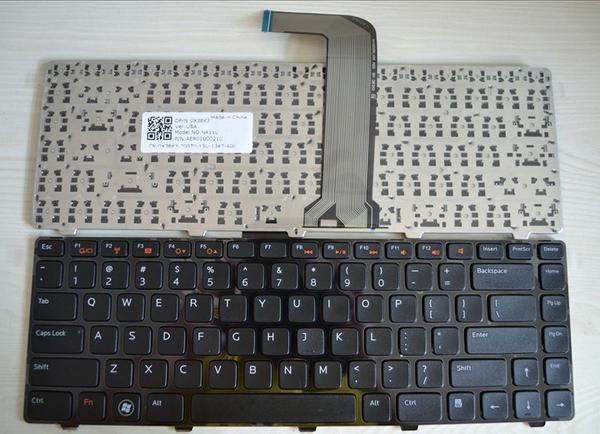 Keyboard DELL Inspiron N4040, N4050, N5050, N4110 M4040 Series