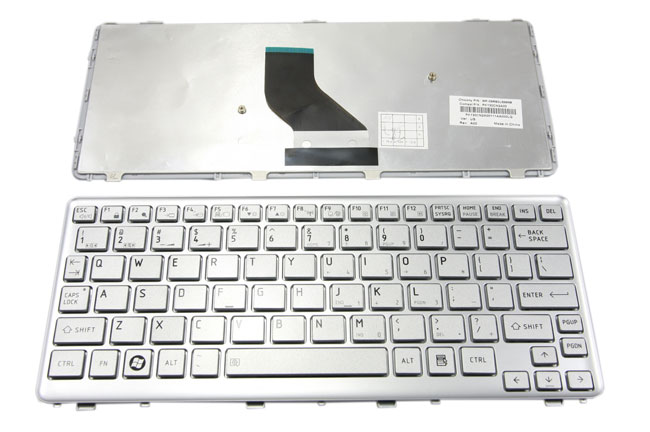 Keyboard Laptop Notebook Toshiba Satellite T210 T215 T215d Series
