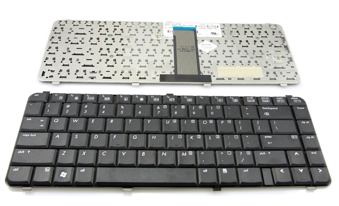 Keyboard Laptop HP Compaq 510, CQ510, CQ511, CQ610, CQ615 Series / HP 6530s, 6730s Series