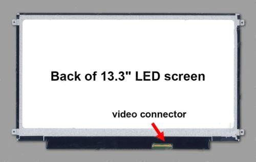 """LCD 13.3"""" Slim untuk Acer TimeLine 3820 3820T 3810 3810t 3810tz Series"""