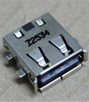 Usb 2.0 Jack Socket Connector For Acer 4251 4551 4560 4741 4750 7551 Usb Female Port