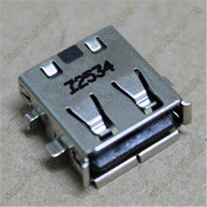 Usb 2.0 Jack Socket Connector For Acer 4251 4551 4560 4741 4750 7551 Usb Female Port