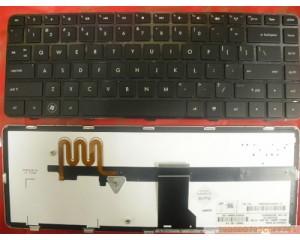 Keyboard Hp Pavilion Dm4-1000 Dm4-2000 Dv5-2000 Hitam Backlight