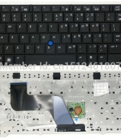 Keyboard Original hp EliteBook 8440p, 8440W series