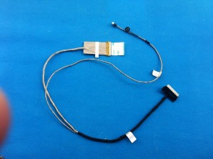 Cable Flexible ASUS N46VZ N46V N46J N46JV N46 Flex Lcd LVDS Cable New P/n: 14006-00060000