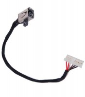 dc connector Dell Inspiron 14 3000 Series 3458 INS14SD-1116B with cable