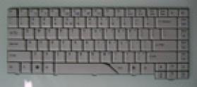 Keyboard Acer Aspire 4710, 4220, 4310, 4320, 4520, 5220, 5310, 5315, 5320, 5520, 5710, 5715, 5720, 5920 Series - White