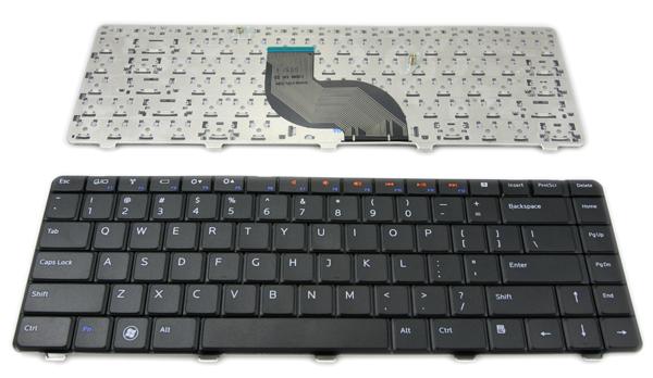 Keyboard Dell Inspiron 14V 14R N4010 N4020 - Black