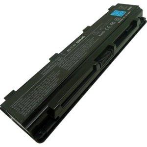 Baterai Laptop OEM/Replacement Toshiba Satelite C800 C800D C840 C845 C850 C855 C870 L800 L840 L845 L850 L855 L870D, M800 M840 M845 M850, P800 P840 P850 P870 P875D / Satellite S840 S840D / PA5023 PA5024 PA5025 PA5026 PA5027 PABAS259 PABAS260 (48Wh)