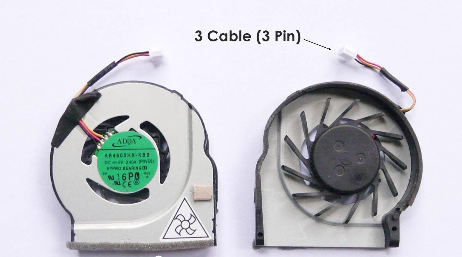 Fan Processor ACER Aspire One 722 522H 522 AO722/3 Pins