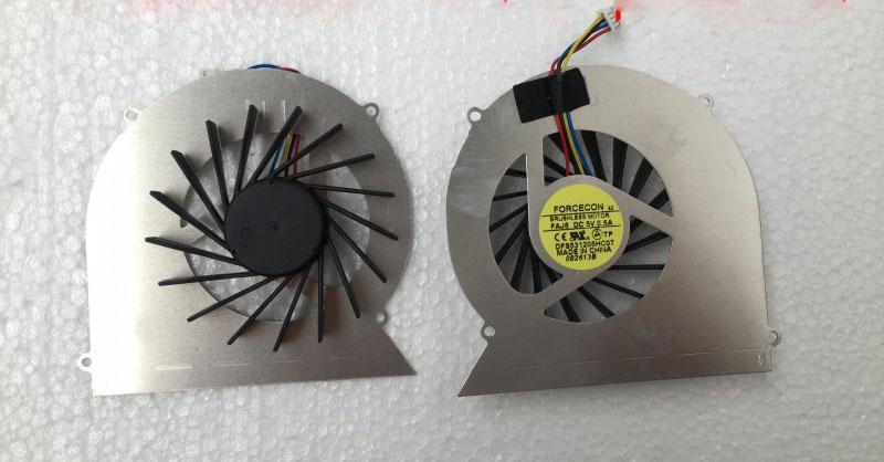 Fan Processor ASUS N43JM N43S N43SL N43DA N43JQ N43SN N43JF N43SL N43S