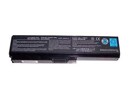 Baterai Laptop Toshiba Satellite L600, L635, L640, L645, L735, L740, L745, C600, C640, PA3817U-1BRS