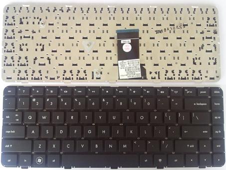 KEYBOARD LAPTOP HP PAVILION DM4-1000, DM4-1100, DM4-2000, DM4-2100, DV5-2000, DV5-2100, DV5-2200