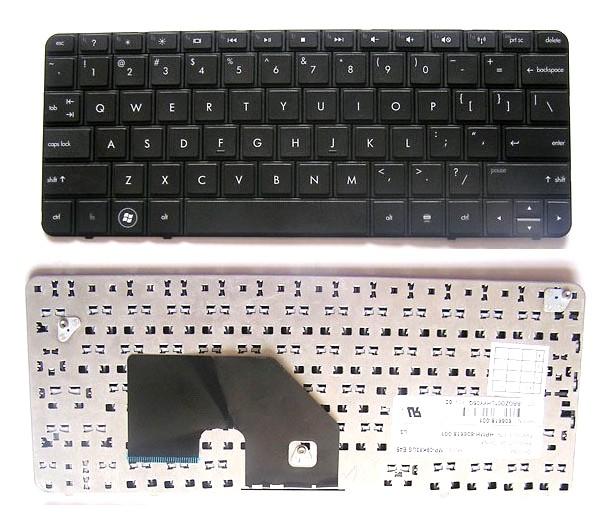Keyboard HP Mini 110-3000 (kabel flexibel lebar)