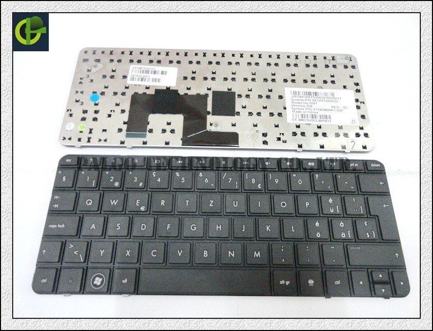 Keyboard HP Mini 210 Series (Netbook) - Black